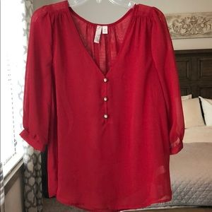 Women's Blouse Size Medium from Francesca's